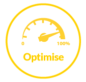 Rymote Optimise Logo